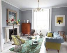 casa colorata Londra (1)