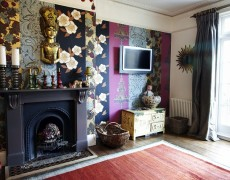 eclectic house London (12)