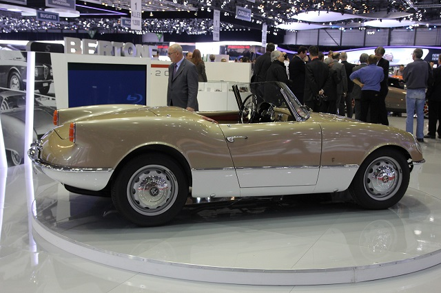 Bertone Giulietta Prototip (1)