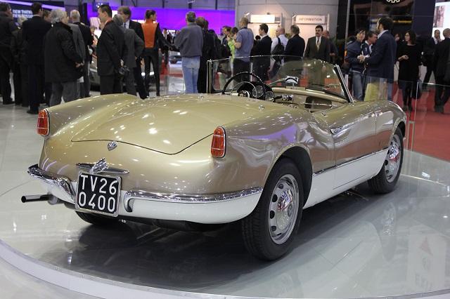 Bertone Giulietta Prototip (2)