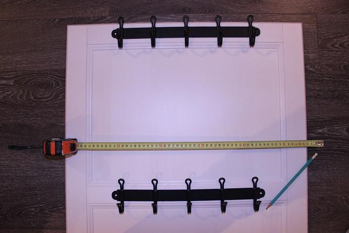 Ikea hack hanger (2)