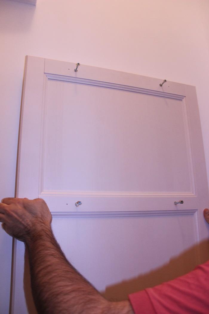 Ikea hack hanger (4)