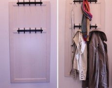 Ikea hack hanger (7)
