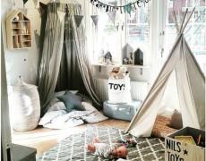 55 idei de amenajare pentru camere de copii