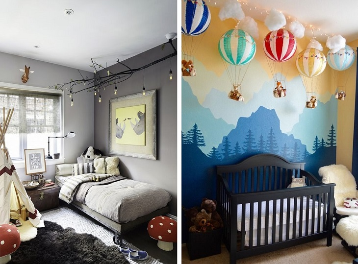 55 idei amenajare camere copii (6)