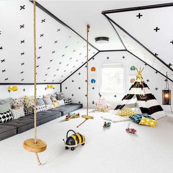 55 idei amenajare camere copii (9)